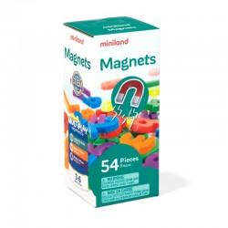 Números Magnéticos 54 pcs