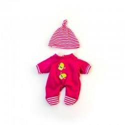 Pijama frío rosa 21 cms.