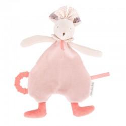 Doudou ratita rosa Érase Nuevo