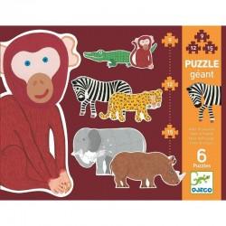 Puzzle Evolutivo Henri &...