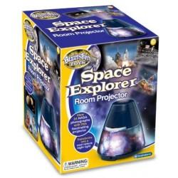 Proyector space explorer
