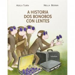 A historia dos bonobos con...
