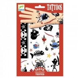 Tatuajes los piratas