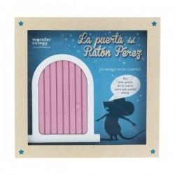 La puerta rosa del...