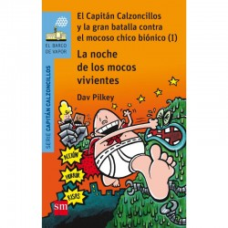 El Capitán Calzoncillos 8....