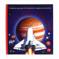 Atlas del espacio desplegable
