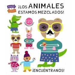 ¡Los animales estamos...