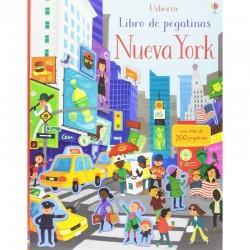Nueva York. Mi primer libro...