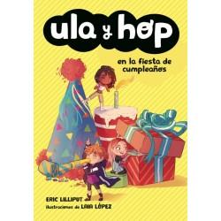 Ula y Hop en la fiesta de...