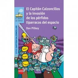El Capitán Calzoncillos 3....