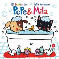 Libro de baño de Pepe & Mila