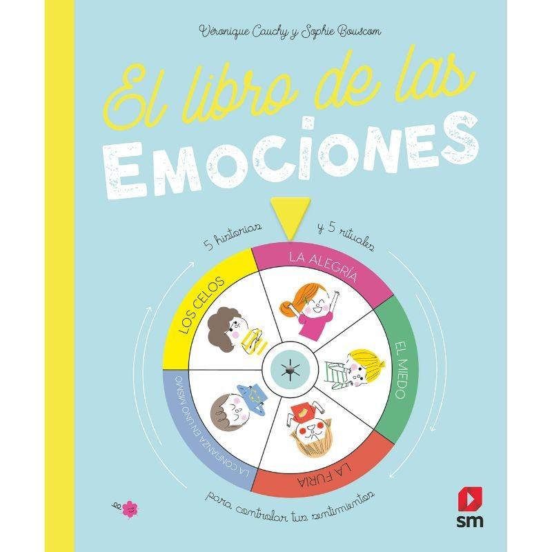 El Libro De Las Emociones Ediciones Sm Libros El Faro De Los Tres Mundos