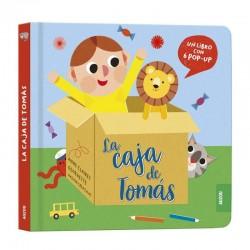 La caja de Tomás. Pop-up.