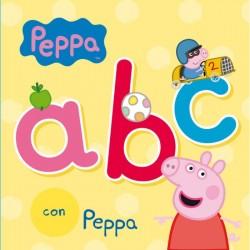ABC con Peppa (Peppa Pig....