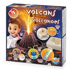 Volcanes y dinosaurios. Kit...