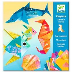 Origami Animales marinos