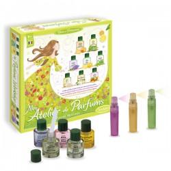 Mi taller de perfumes...