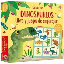 Dinosaurios. Libro y juegos...