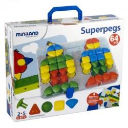 Superpegs 4 modelos