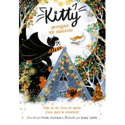Kitty 4. Kitty persigue un...