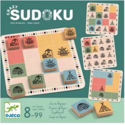 Juego Crazy sudoku