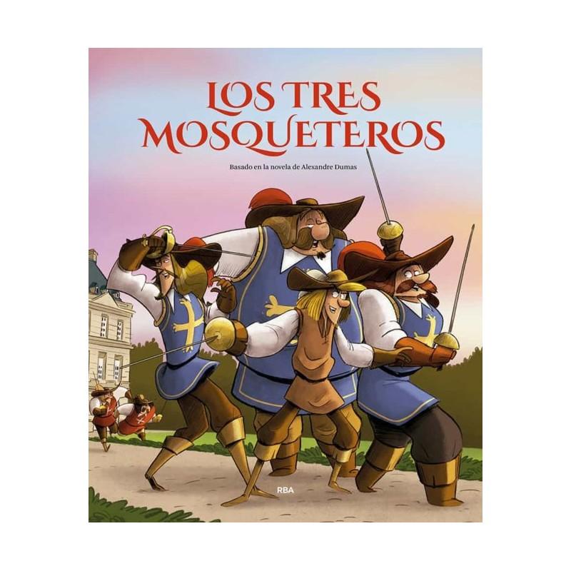 Los Tres Mosqueteros Editorial Molino Libros El Faro De Los Tres Mundos