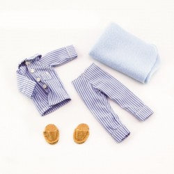 Conjunto fiesta de pijamas...