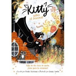 Kitty 5. Kitty salva el...