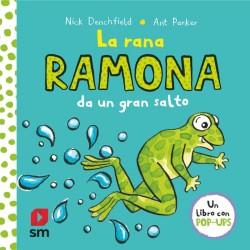 La rana Ramona da un gran...