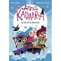 Anna Kadabra 5. La Isla de...