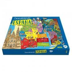 Descubriendo España. Atlas...