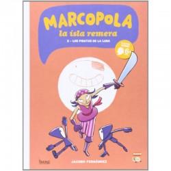Marcopola 2. Los piratas de...