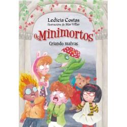 Os Minimortos 2. Criando...