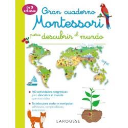 Gran cuaderno Montessori...