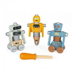 Bricokids Robots