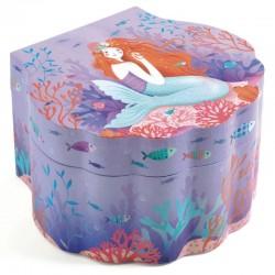 Caja de música Sirena...