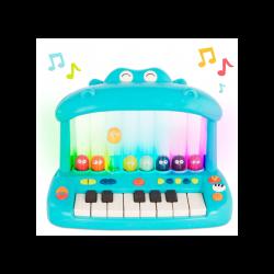 Piano electronico luces y...