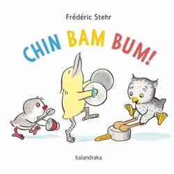 Chin Bam Bum! (galego)