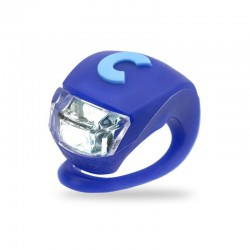 Luz deluxe led azul