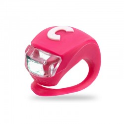 Luz deluxe led rosa