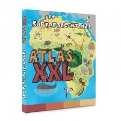 Los superpreguntones. Atlas...
