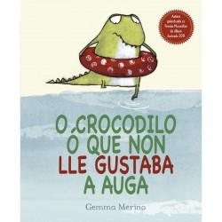 Crocodilo  ó que non lle...