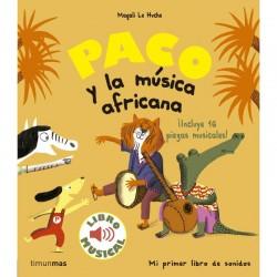 Paco y la música africana....