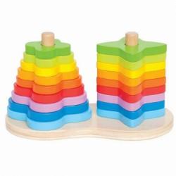 Apilables de colores