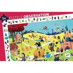 Puzzle observación cuento