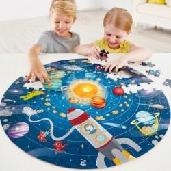 Puzle sistema solar 100 piezas