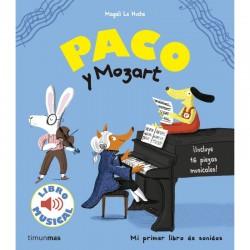 Paco y Mozart.