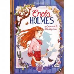 Enola Holmes y el misterio...