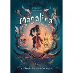 Magalina y el bosque de los...