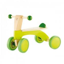 Correpasillos madera 4 ruedas